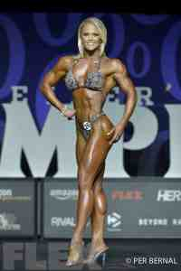 nicole wilkins mr olympia 2017