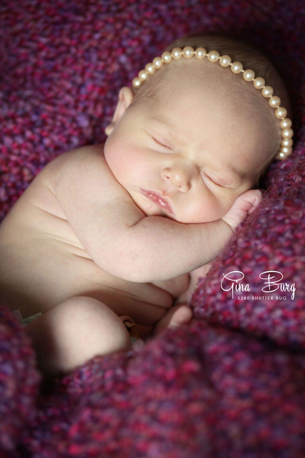 Gina Burg | Newborn Photographer