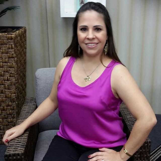 Nadia Cristina Benitez - Diretora da Ginástica do Cérebro Franquias