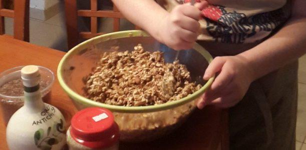 גרנולה מכינים רק בבית – בריא, קל וטעים