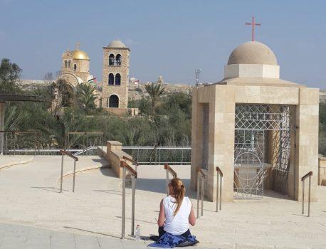 קאצר אל יהוד בחג האפיפניה (חג ההתגלות) – ינואר