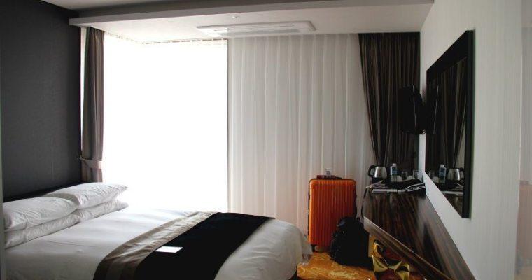 濟州島住宿》Hotel Leo 新濟州飯店(近蓮洞商圈、保建路、E-MART超市、樂天超市、新羅免稅店、濟州國際機場)附Hotel Leo飯店周邊簡易地圖