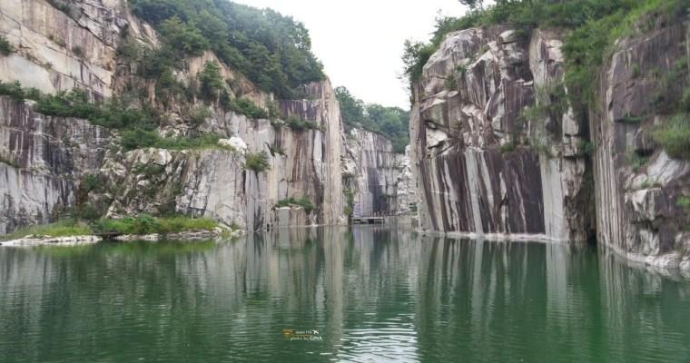 韓劇景點》首爾近郊 京畿道 抱川 Art Valley(포천아트밸리)韓劇《藍色大海的傳說》《步步驚心麗》《你能聽見我的心嗎》韓劇取景地點