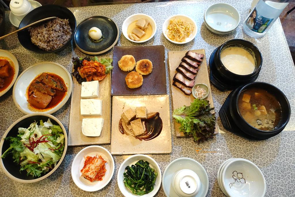 首爾食記》安國站 韓式特色豆腐料理專賣店 - 校洞豆腐(교동두부)一個人也可以吃的餐廳!近三清洞、仁寺洞、景福宮