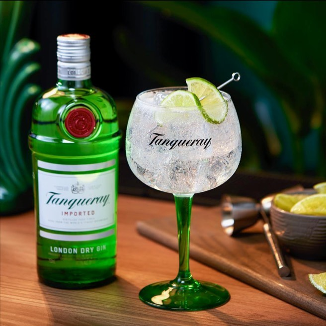 Tanqueray London Dry Gin Stemningsbillede
