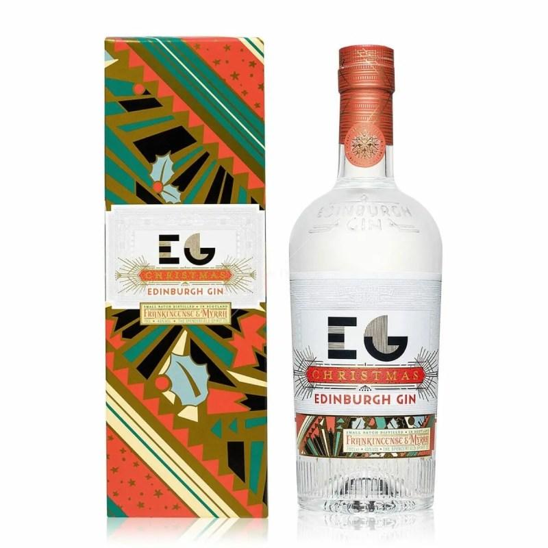 Billede til køb af Edinburgh Christmas Gin