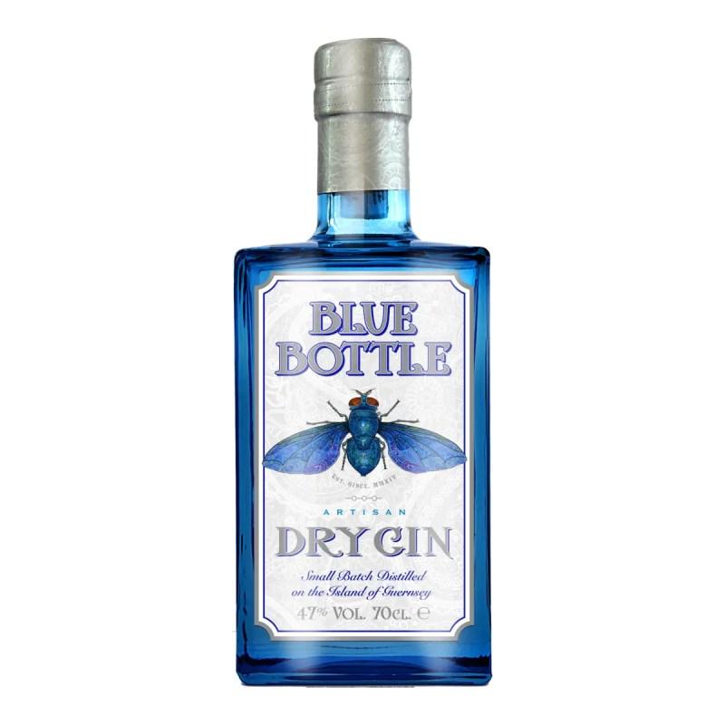 Billede til køb af Blue Bottle Dry Gin
