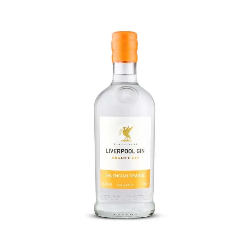 Billede af Liverpool Valencian Orange Gin