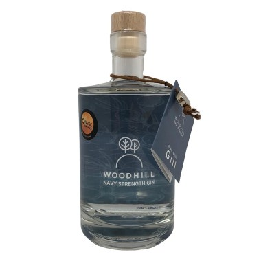 Salgsbillede Woodhill Destilled Gin Navy Strength