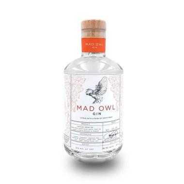 Billede af Mad Owl Gin Citrus