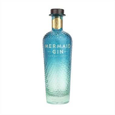 Billede af en flaske Mermaid Gin