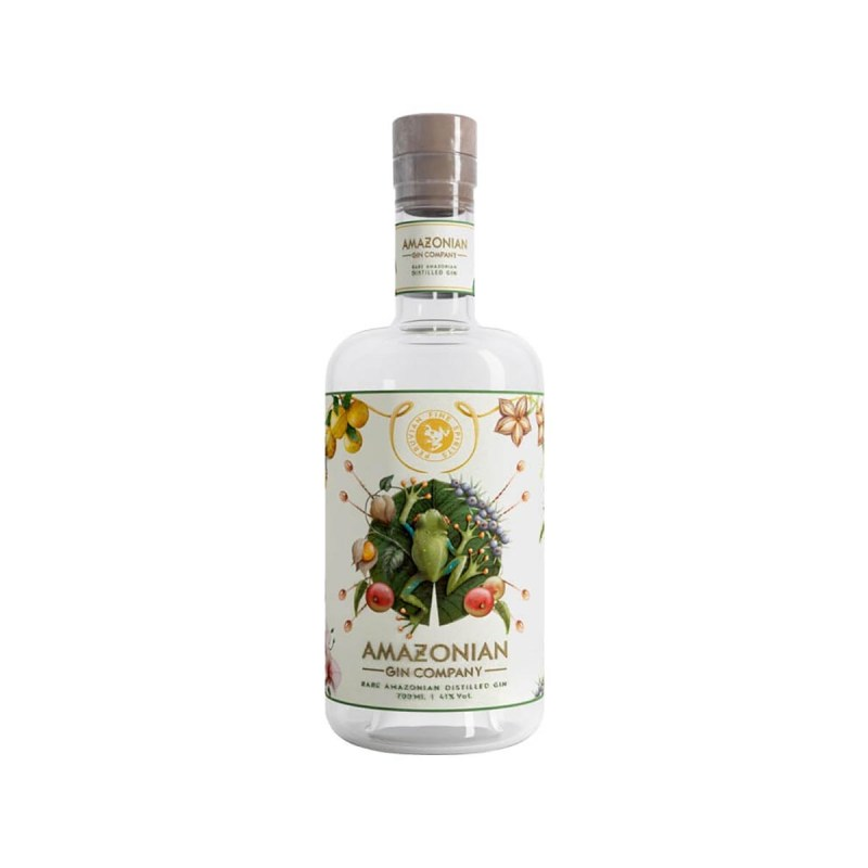 Amazonian Gin Company Salgsbillede