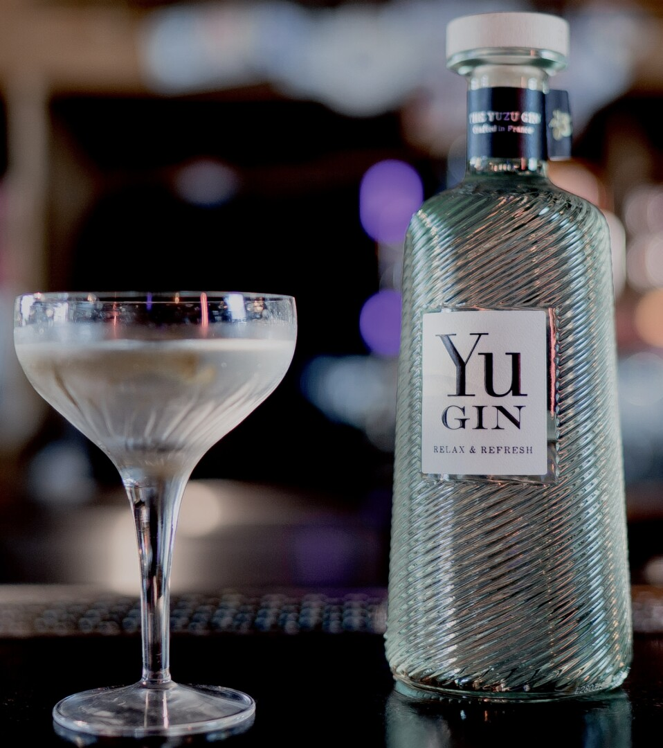 Billede af en cocktail Yu Gin Martini