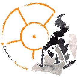 Auroville Capoeira - Logo