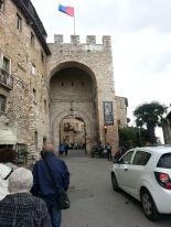 The Entrance to Assisi