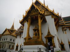 Temple at the Grand Palace