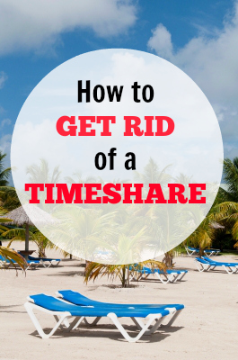 how to get rid of timeshare dave ramsey