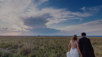 Marilé + Derick | Romantic Bushveld Wedding