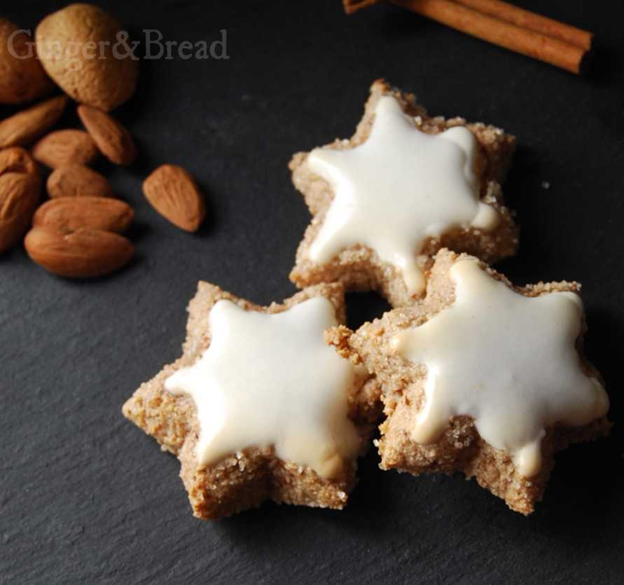 Cinnamon Stars, Almonds and Meringue to Brighten up your Christmas