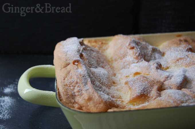 Salzburger Nockerln: an edible Winter Wonderland