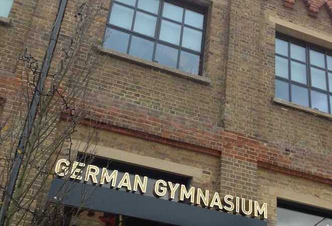 German Gymnasium – Restaurant Review