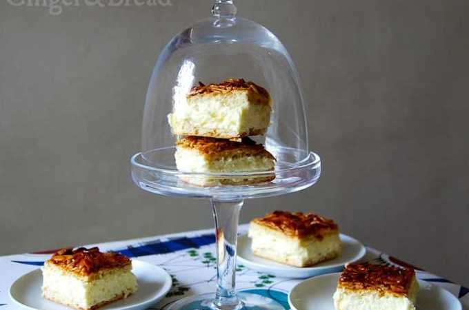 A Slice of Summer: Bee Sting Cake