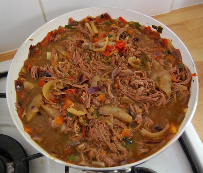 Carne Deshilachada