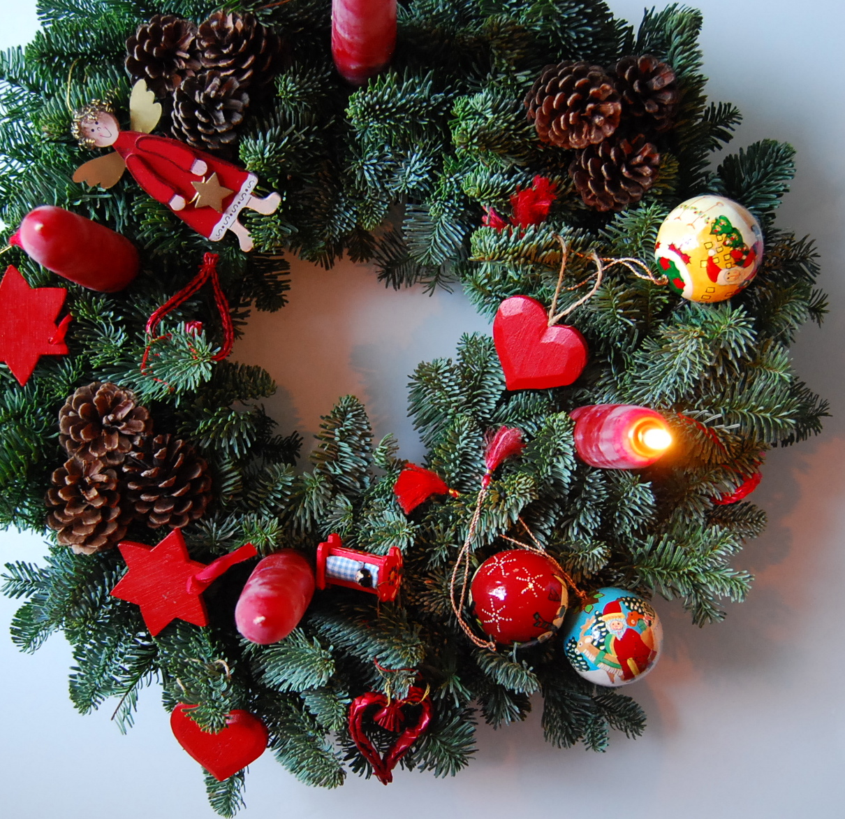Advent Wreath Decorations Advent Preparing For Christmas