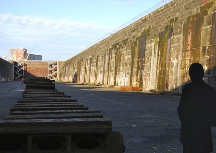 Belfast Titanic Dry Dock 2