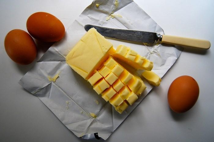 Sauce Hollandaise ingredients
