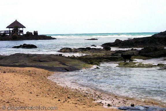 Mahe - Beau Vallon beach