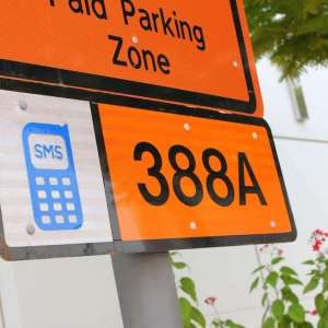 rta parking sign