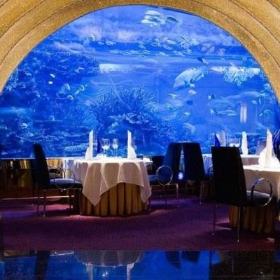 Al Mahara @ the Burj Al Arab