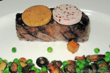 Sirloin of Wagyu Beef from Al Muntaha, Burj Al Arab