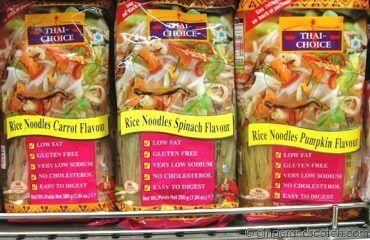 Rice Noodles in Dubai