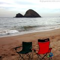 Al Aqah Beach by Snoopy Island