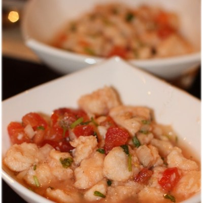 Come Dine With Me – Day 2 of 6 – Ceviche, Ceviche!