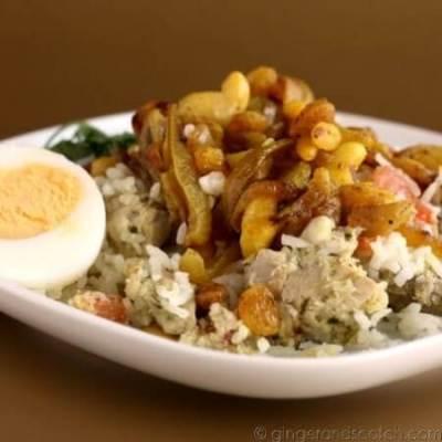 Emirati Recipe: Chicken Biryani (Biryani de-jaj)