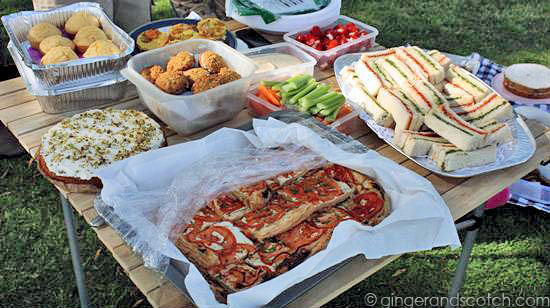 Food Bloggers' Picnic