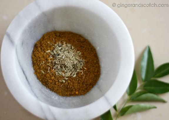 Emirati spices