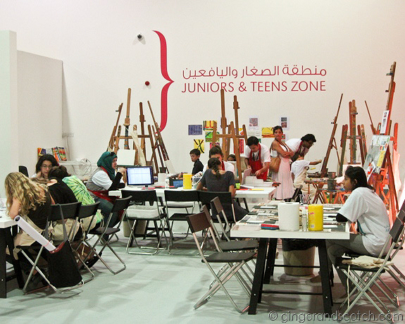Art Zone for Kids