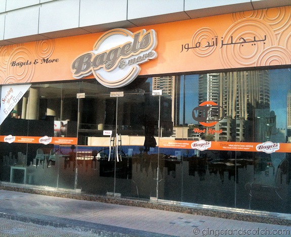 Dubai Marina Restaurants - Bagels and More