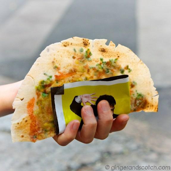 Bánh Tráng Taco