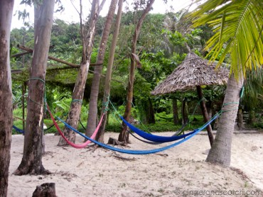 Cham island hammocks