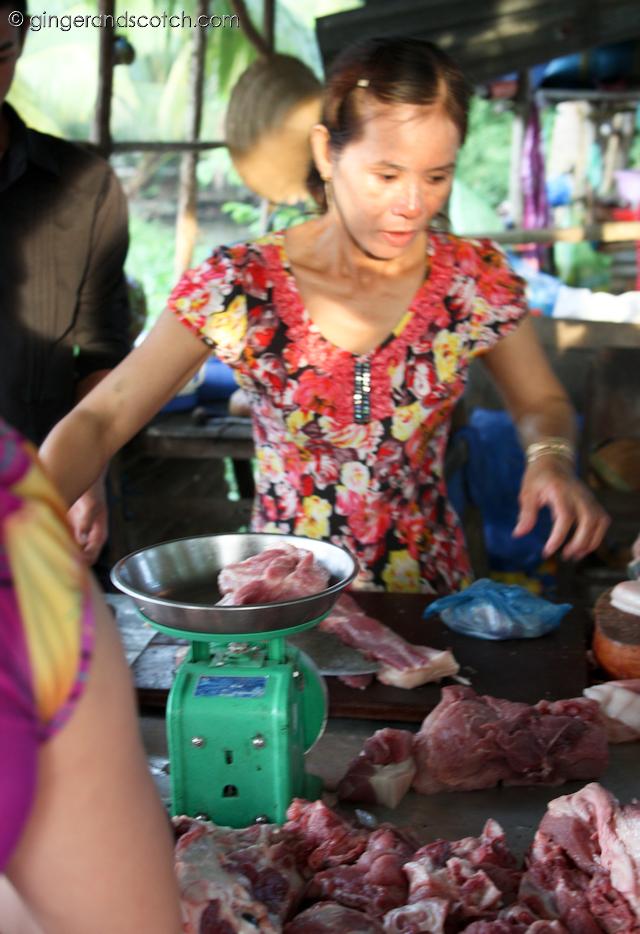 Mekong The Meat Vendor