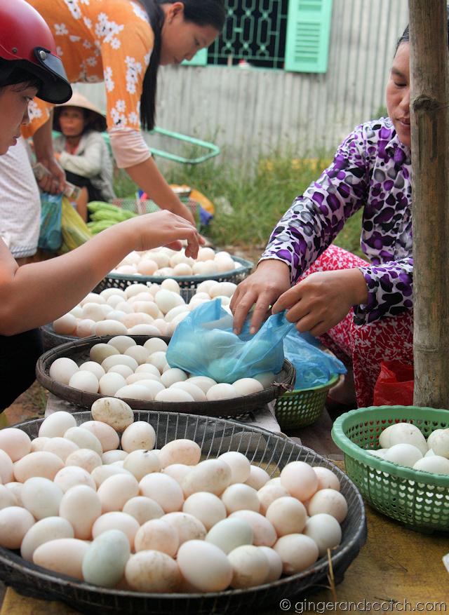 Mekong The Egg Vendor