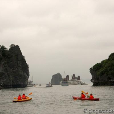 Photo Tour: Halong Bay (Vietnam)