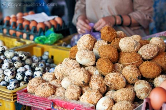 Hoi An Market - Eggs