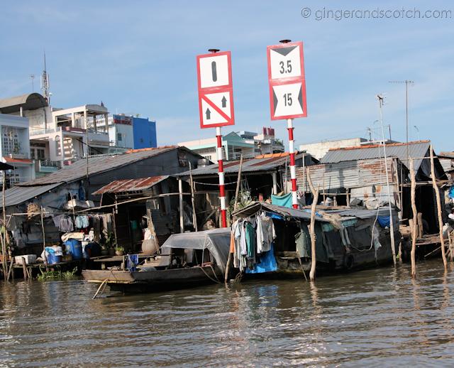 Mekong - Floating Market