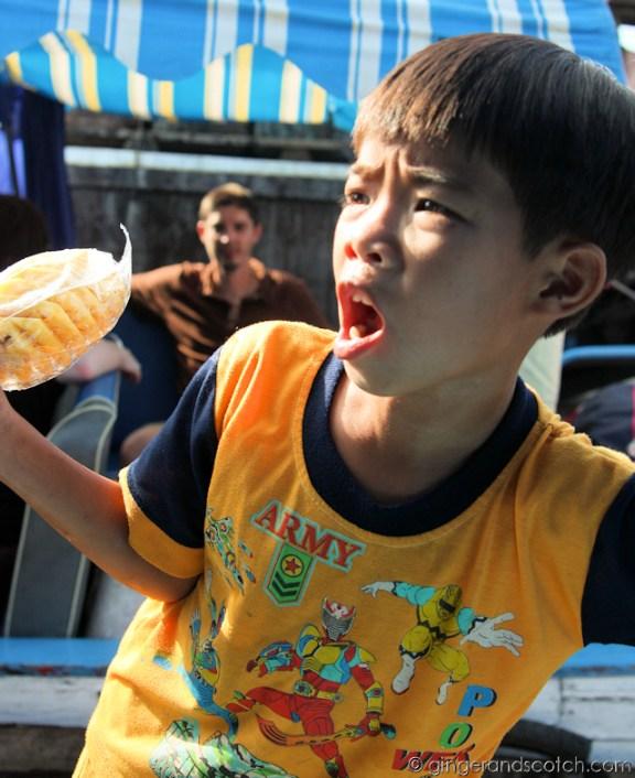 Mekong - Floating Market 5